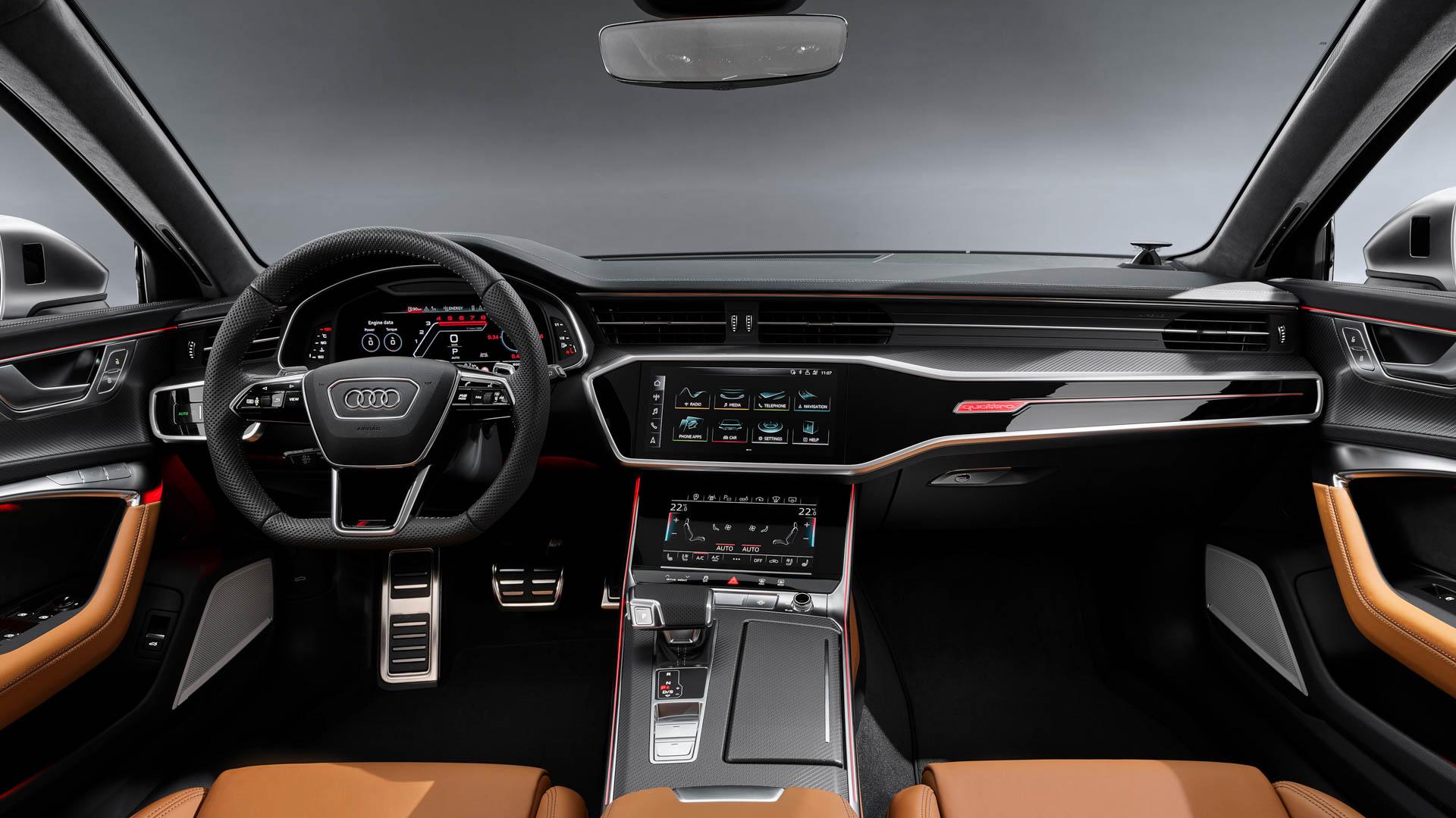 Photo Comparison: 2021 BMW M5 LCI vs Audi RS6 Avant ...